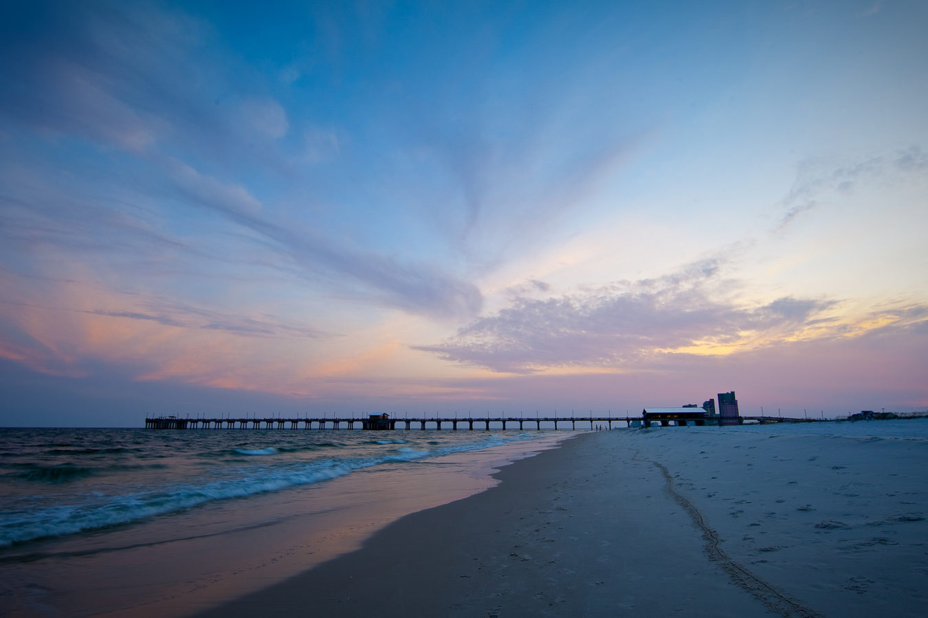 Alabama beach